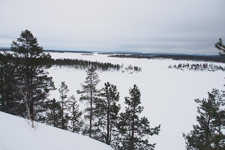 Expedición Lago Inari / La Aventura del Lago Sagrado