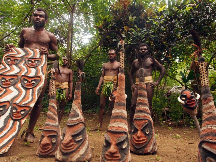 Vanuatu & Tonga